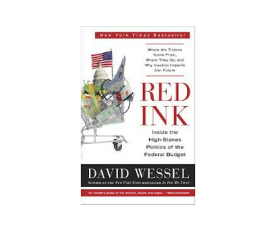 Red Ink: Inside The High-Stakes Politics of the Federal Budget (Review)